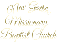 New Galilee Missionary Baptist Church